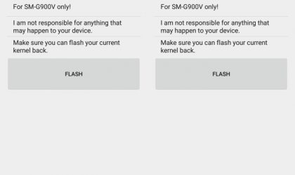 How to access Safestrap Recovery on Verizon Galaxy S5 Lollipop update easily without Odin