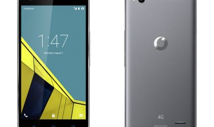 Vodafone Smart ultra 6 with Octa Core SoC and 4G Launched for £125