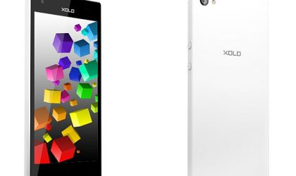 Xolo Cube 5.0 with Quad Core SoC Launched for Rs 7,999