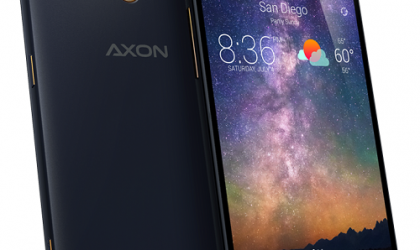 ZTE Axon with Dual Lens Camera and 4 GB RAM to Launch in Mid-July