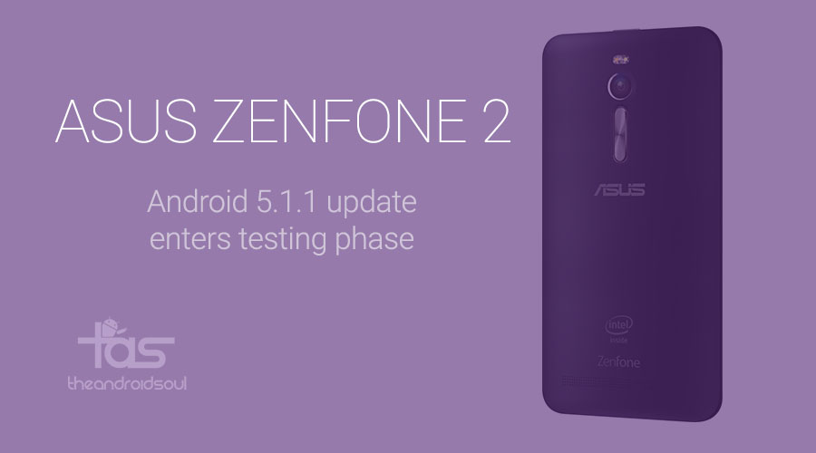zenfone 2 android 5 1 update release is close as asus