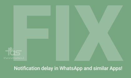 How to Fix WhatsApp notifications delay on CyanogenMod and other ROMs