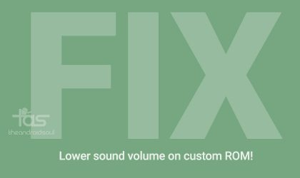 How to Fix low audio volume on CyanogenMod ROMs, may work on others too!