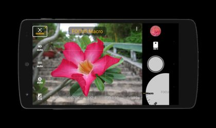 AZ Camera app supports Camera2 API for RAW images (DNG), manual shutter speed, etc.