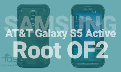 Want AT&T Galaxy S5 Active OF2 update with root? Here's how to get it