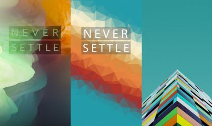Download Stock OnePlus 2 Wallpapers from OxygenOS 2.0