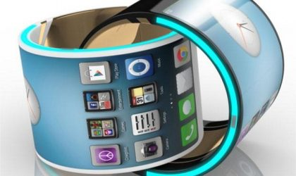 First wearable smartphone from Blu seeking funds, you can wear it as a bracelet