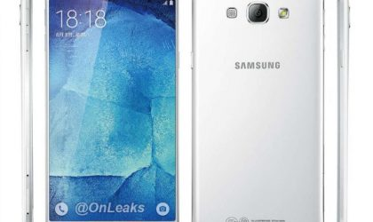 Samsung Galaxy A8 render leaks again, price revealed