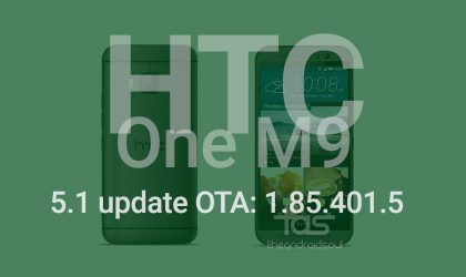 T-Mobile HTC One M9 Android 5.1 update (v2.7.531.6) is live, camera performance looks way better!