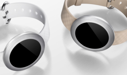 Huawei Honor Band Zero, a circular smartwatch in the making