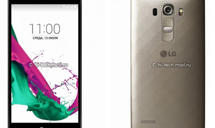 Alleged renders of LG G4 S with octa core SoC hit the web