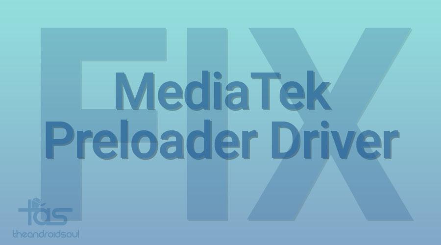 How to Install MTK Preloader driver for Falashtool, for 6572/6582