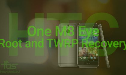 HTC One M8 Eye Root and TWRP recovery [Download]