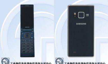 Samsung SM-G9198 flip phone with Snapdragon 808 SoC visits TENAA