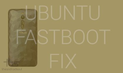 How to Fix Ubuntu Fastboot connection!