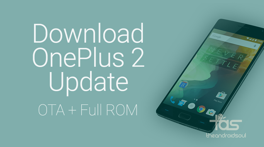roms download for oneplus 2