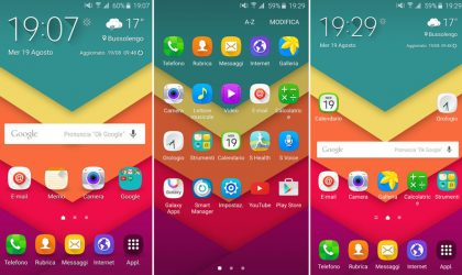 Galaxy Note 5 Apps Ported to Galaxy S6 and S6 Edge