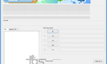 Odin3 v3.10.7 Download and Info
