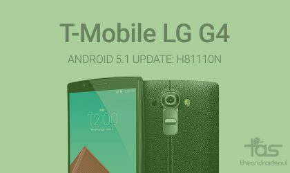 H81110n: T-Mobile LG G4 receives update to fix Stagefright vulnerability