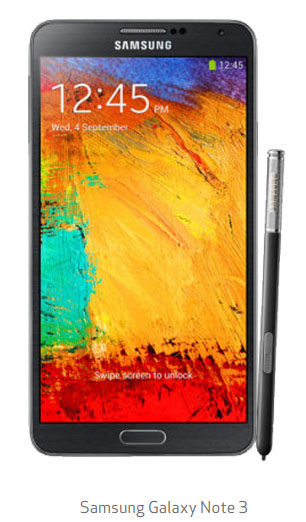 Verizon Galaxy Note 3 gets new OTA update (not Android 5.1) to build N900VVRUEOF1