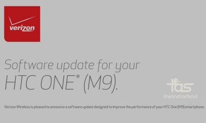 Verizon HTC One Android 5.1 is out as full changelog becomes available
