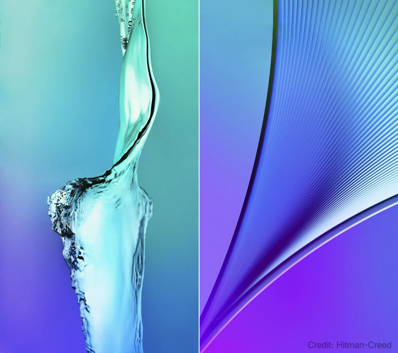 Samsung Galaxy S6 edge Wallpapers: Download Samsung Galaxy Note 5 And Galaxy S6 Edge