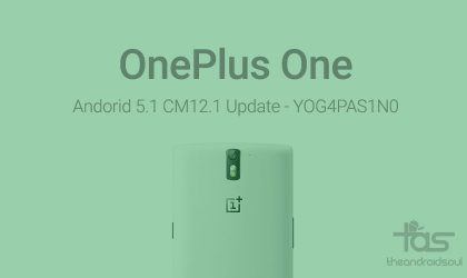 Download YOG4PAS1N0 OnePlus 2 Android 5.1.1 update [Cyanogen OS 12.1]