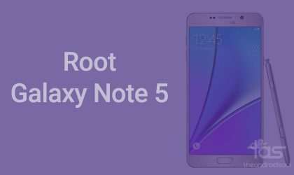 How to Root Samsung Galaxy Note 5 [T-Mobile, Sprint, etc. working: N920T/P/C/i/W8/K/L/S]