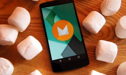 Upcoming Marshmallow Android Phones