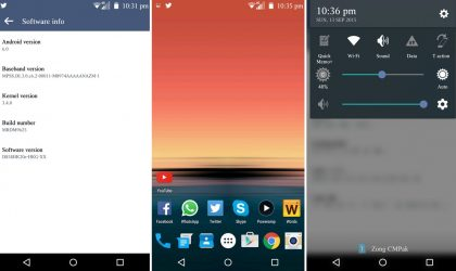 LG G3 Marshmallow Update Custom ROM already available