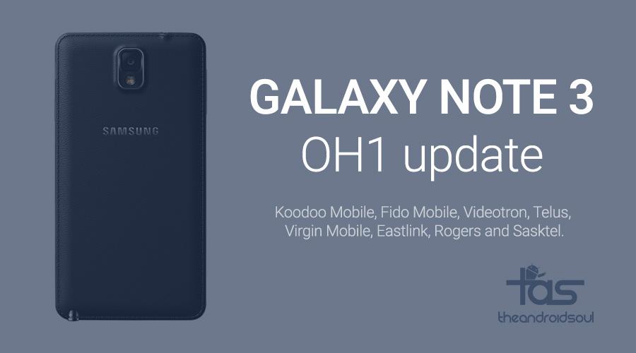 Note 3 Canada Update OH1