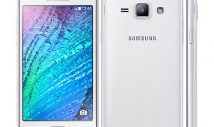 TWRP Recovery for Samsung Galaxy J1 Ace (SM-J110)