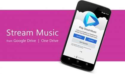 How to Stream MP3 Music From Google Drive & One Drive to your Android Device