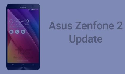 Asus Zenfone 2 receives new update but still no Android 5.1