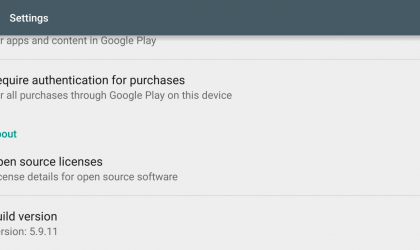 Download Google Play Store APK v5.9.11