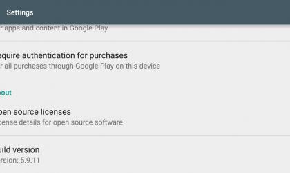 Download Google Play Store APK v5.9.11