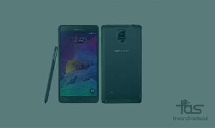 [Download] Galaxy Note 4 Canada (SM-N910W8) Android 5.1.1 update [and Root info]