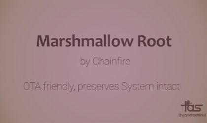 New Marshmallow Root for Nexus 5, 5X, 6, 6P, 9 and 7 (2013) is OTA friendly, keeps system intact
