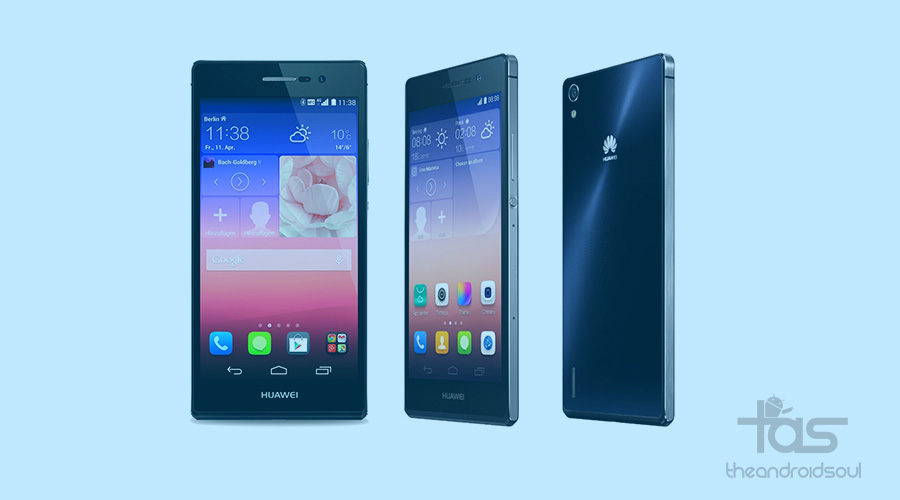 Download huawei ascend p7 android 5 1 1 update firmware the android