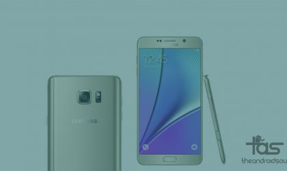 How to enable Multi User on Galaxy Note 5
