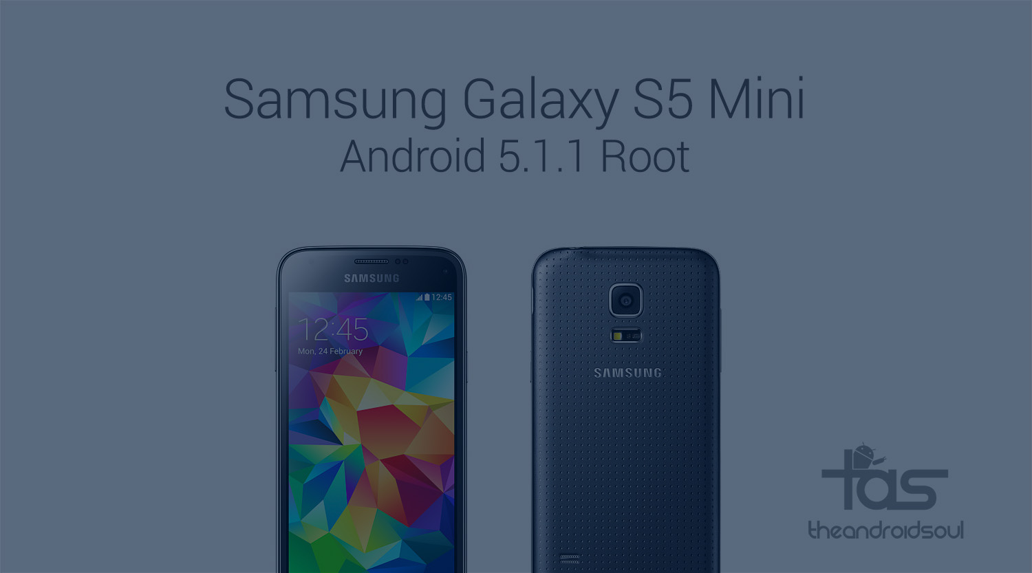 how to root galaxy s5 mini on android 5 1 1 build g800hxxu1boi2 sm g800h the android soul. Black Bedroom Furniture Sets. Home Design Ideas