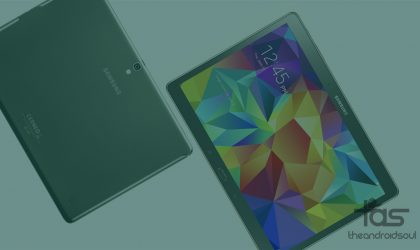 Marshmallow update released for Samsung Galaxy Tab S 10.5 LTE unofficially at least
