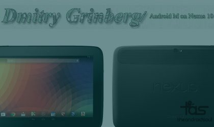 How to update Nexus 10 to Marshmallow Android 6.0 with custom ROM