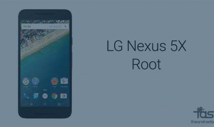 How to Root Nexus 5X
