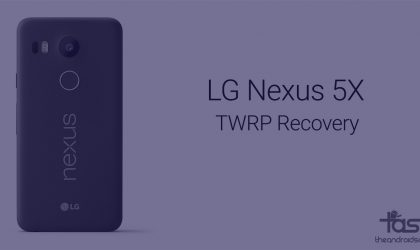 LG Nexus 5X TWRP Recovery: Downloads and Guide
