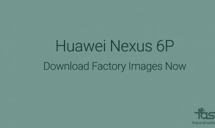 Nexus 6P factory images now available [Download]