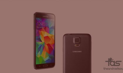 Canada Galaxy S5 Android 5.1.1 Root for G900W8VLU1COI4