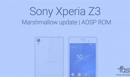 Sony Xperia Z3 Marshmallow ROM available for download, experimental build at best
