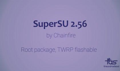 Download SuperSU 2.56