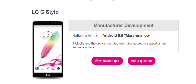 T-Mobile-LG-G4-Marshmallow-Update-release
